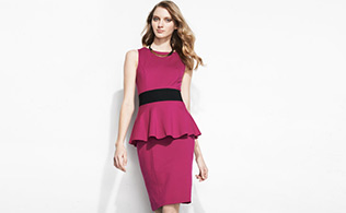Nue by Shani: Dresses with Shapewear!