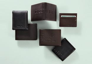Carteras de diseñador y Card Cases!