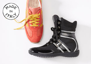 Made in Italy: Berdini Kids' Shoes!