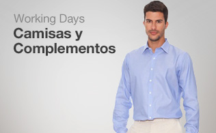 Working days: Camisas y complementos