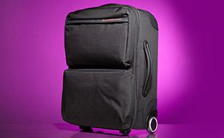 Mandarina Duck Luggage!