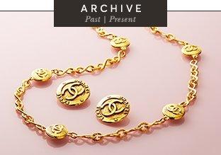 ARCHIVIO : gioielli Chanel!