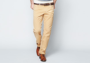 Just Relax: Chinos, Cargos & More!