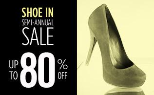 Up to 80% Off: Designer Pumps, Boots & More!