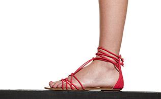 Under $50: Flat Sandals!
