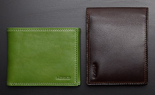Wallets from Bosca, Hlaska & Property of Men's!