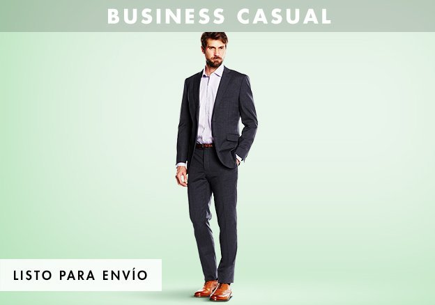 Business Casual!