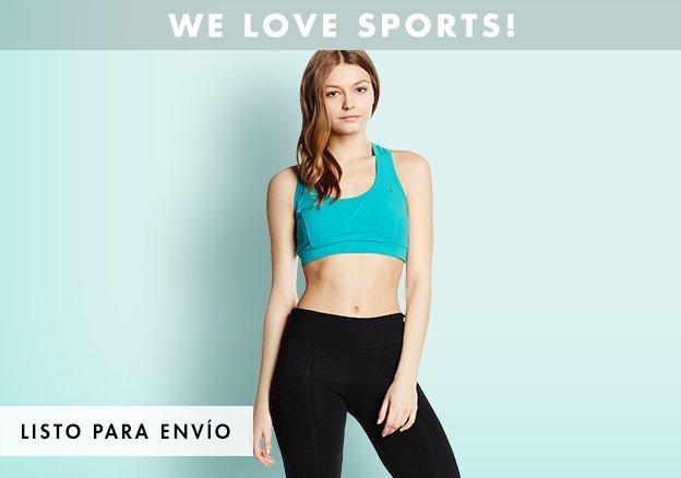 We love sports!