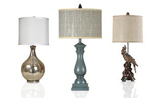 Romance & Ambiance: Lamps by StyleCraft!