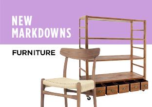 New Markdowns: Furniture!