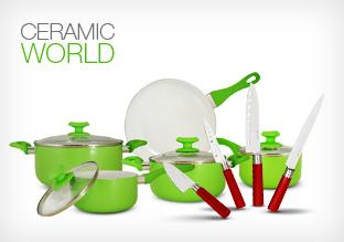 Ceramic World: Santa Clara, Newlux y más!