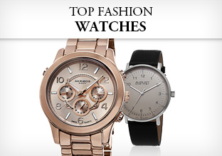Top Fashion Watches!