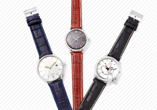 Always On Time: Watches