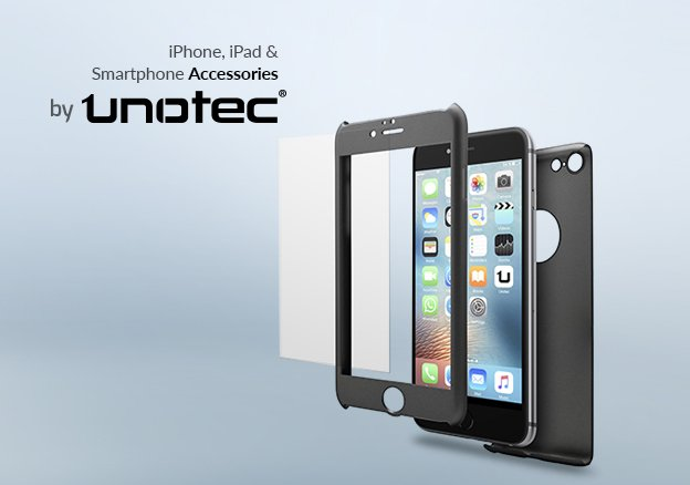 Unotec: accessories for Apple & smartphones!