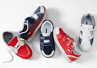 Little Athletes: Sneakers for Kids