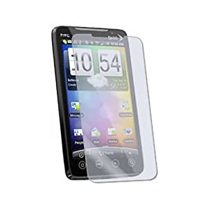 Amzer Super Clear Screen Protector with Cleaning Cloth for HTC EVO 4G