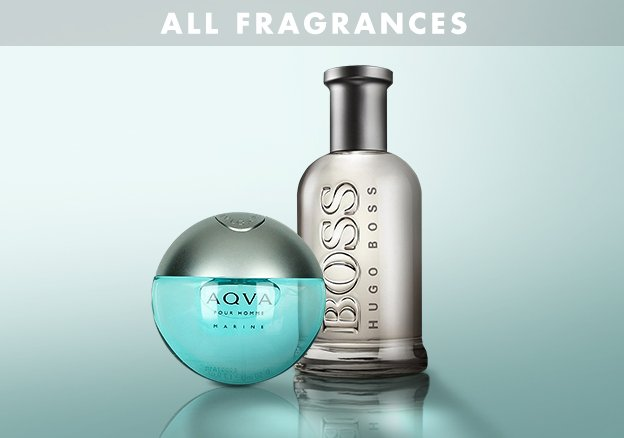 ALL FRAGRANCES!