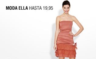 Moda ella: hasta 19,95 euros