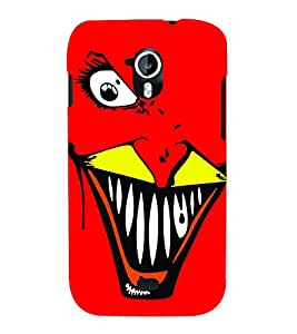 Danger Design 3D Hard Polycarbonate Designer Back Case Cover for Micromax Canvas HD A116 :: Micromax Canvas HD Plus A116Q