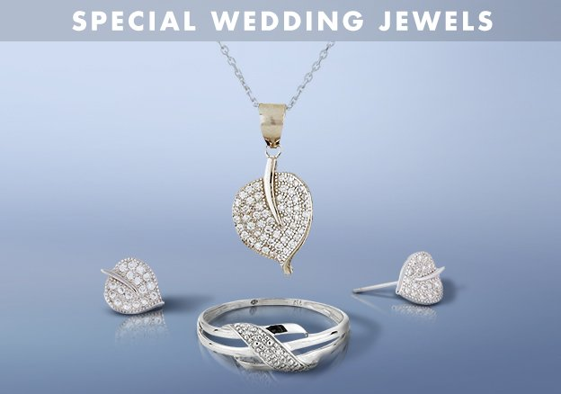 Special Wedding Jewels!