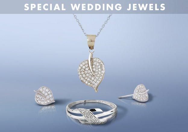 Special Wedding Jewels
