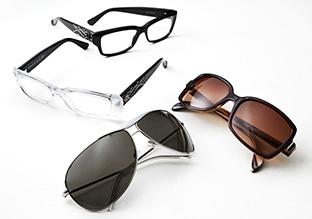 Giorgio Armani Eyewear!