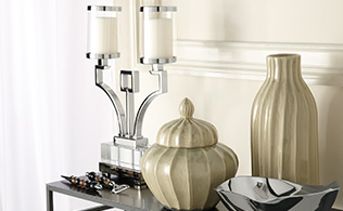 Elegant Accents featuring John-Richard Collection