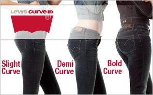 Levi´s® Curve ID®