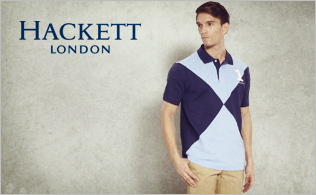 Rebajas Hackett Casual!