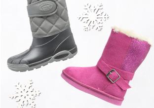 Winter Wear: Kids' Boots