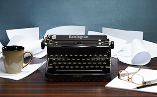 Vintage Typewriters!