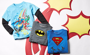 Superhero Styles for Boys