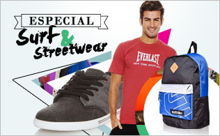 Especial Surf & Streetwear!