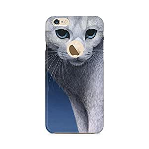Mobicture Pattern Premium Printed Case For Apple iPhone 6/6s with hole