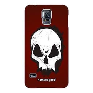 HomeSoGood Devoured Skull Red 3D Mobile Case For LG Nexus 5 (Back Cover)