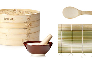 Asian Cuisine: Cookware & Accessories