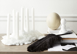 The Modern Touch: Accent Pieces!