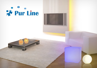 Pur Line: especial iluminación!