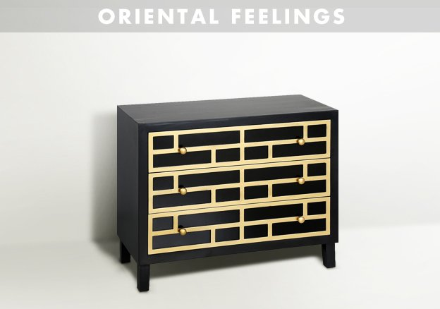 Oriental Feelings!