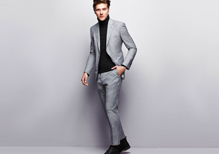Look Sharp : Suiting feat.  Hardy Amies !