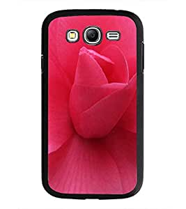 PrintDhaba Pink Rose D-1036 Back Case Cover for SAMSUNG GALAXY GRAND I9082 (Multi-Coloured)
