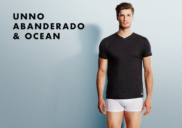 UNNO ABANDERADO & OCEAN!