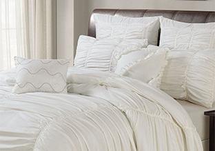 Ruffled Up: Bedding