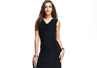 All Black, All the Time: Dresses & Separates