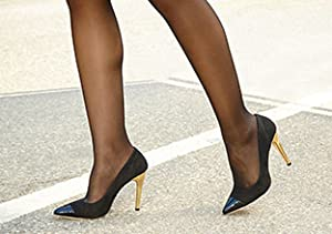 Back to Basics: Black Shoes