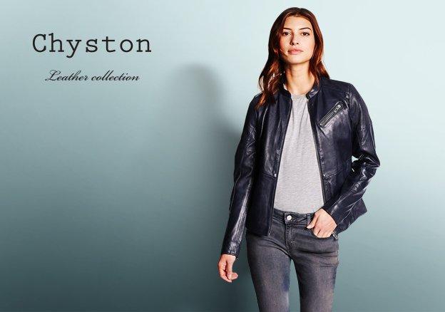 Chyston!