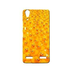 BLUEDIO Designer 3D Printed Back case cover for Lenovo A6000 / A6000 + - G0932