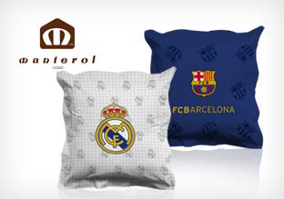 Selección hogar: Madrid-Barça