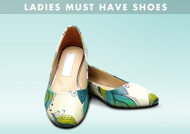 Ladies Must have Shoes