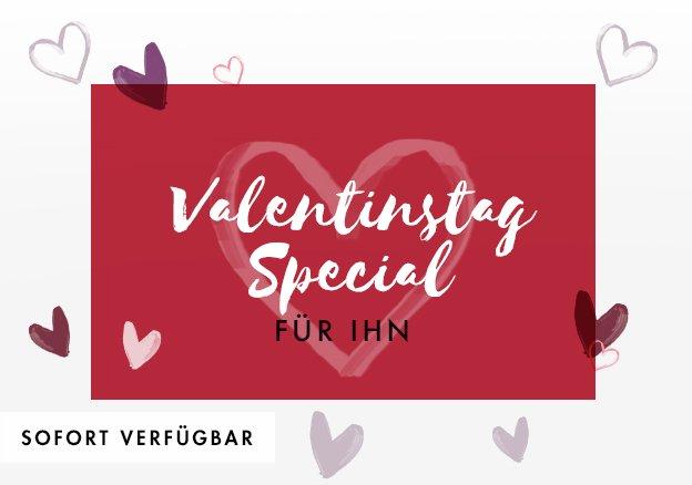 Valentinstag Special für Ihn